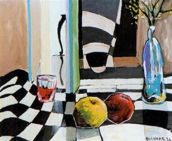 composition aux pommes by henri auchère