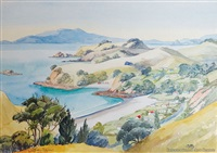 palm beach, waiheke island by peggy spicer