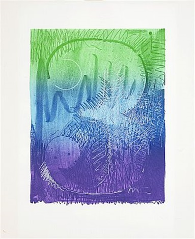 figure 3 from colour numerals by jasper johns