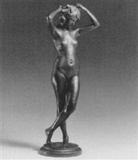 standing female by edmund thomas quinn