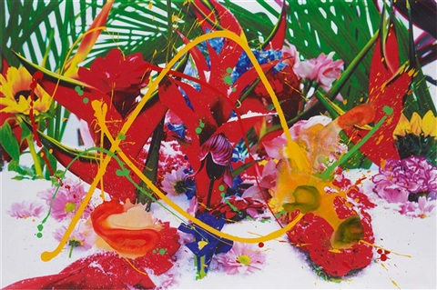 untitled (from winter garden) by marc quinn