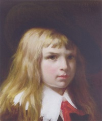 little lord fauntleroy by pierre auguste cot