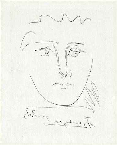 LAge de Soleil Pour Roby by Pablo Picasso on artnet