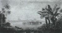 in a bay near rio de janeiro by f. (dr.) hofmeister