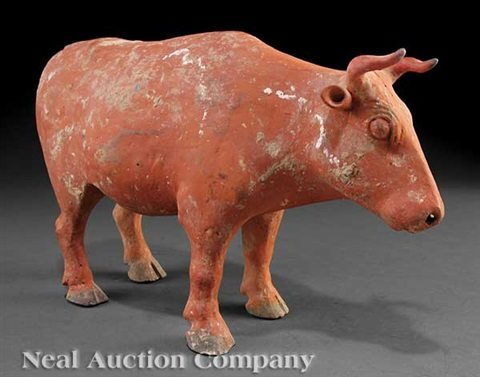buffalo by anonymous chinese han dynasty