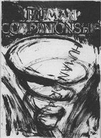 human companionship, human drain by bruce nauman