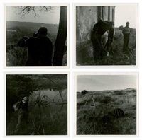 josef sudek au travail most (4 works) by bohdan kopecký