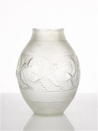 rare vase by marius-ernest sabino