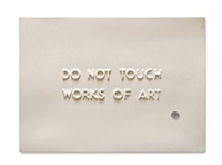 do not touch works of art by gifford myers