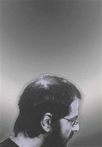 self portrait by michelangelo pistoletto