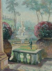 sarasota museum garden by aleen aked