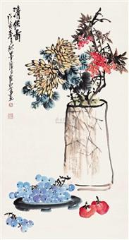 清供图 by xu mo