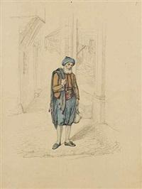 l'homme au panier by emmanuel joseph lauret
