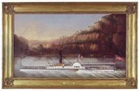 hudson river steamer,