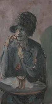 ritratto di donna by spartaco zianna
