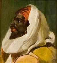 arab (study) by halid naci