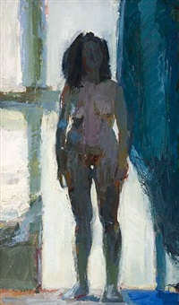 female nude by yorgos rorris