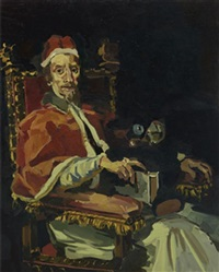 hermitage coll. 1625-1713 carlo moratta pope clement ix by charles karubian