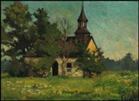 church in the country, ottawa by kathleen moir morris