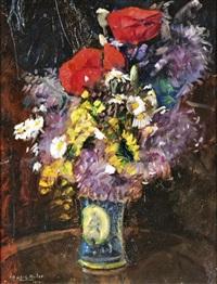 virágcsendélet by andor basch