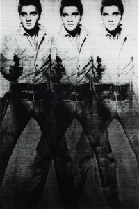 elvis vs. warhol by alex guofeng cao