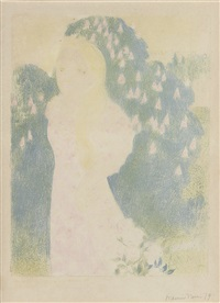 les crepuscules ont une douceur (from amour) by maurice denis