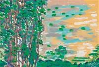 landscape by arie smit