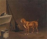 rückseitig alt bezeichnet boxl, sehr lieber hund boxl by anonymous-swiss (20)