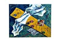 mesa de pintor by luis argudín