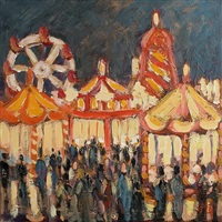 hampstead fair by michael quirke