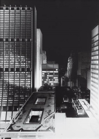 135 la salle street chicago ii november 7 2001 by vera lutter