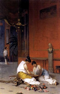 festino romano by francesco de maria