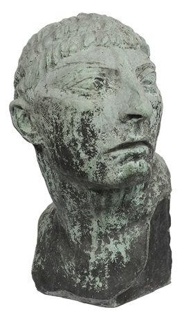 héraclès by émile antoine bourdelle