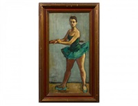 ballerina by moses soyer