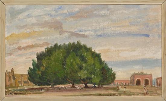 paisaje by raúl anguiano