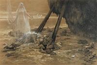 la mort du soldat by george bertin scott