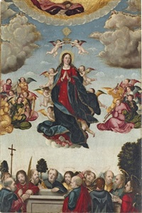 the assumption of the virgin by german school-swabian (16)