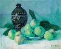 still life by liu yiwen