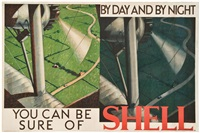 shell, by day and by night by g. watson