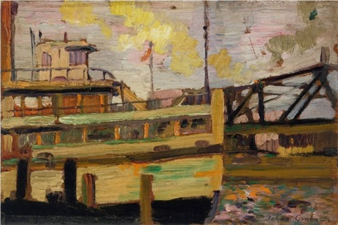 the ferry by john r grabach