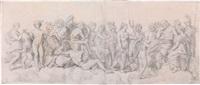 götterversammlung by johann michael hess