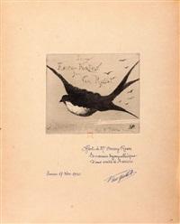 sans titre (12 works) by dr. paul ferdinand gachet