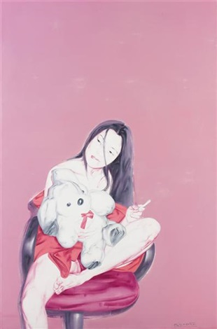 my white rabbit by he sen