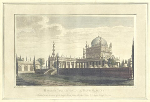 select views in mysore, the country of tippoo sultan (bk w/29 works, 4to) by robert home
