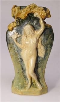 vase by ferdinand faivre