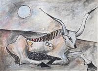 il toro maremmano by romano battaglia