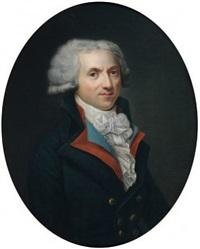 portrait du conventionnel vergniaud chef des girondins by adélaïde labille-guiard