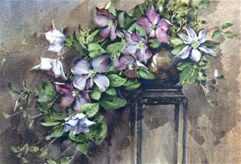 clematis by james gray
