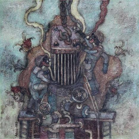 işçiler by nuri abac