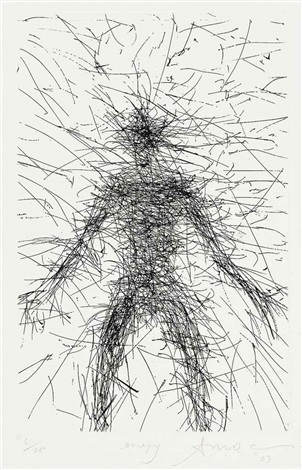 energy by antony gormley